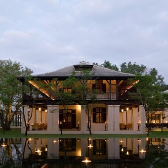 The Restaurant at Anantara Chiang Mai Resort