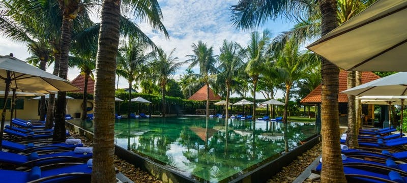 Swimming Pool at Anantara Hoi An Resort