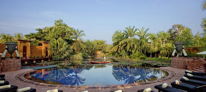 Lagoon Pool at Anantara Hua Hin Resort