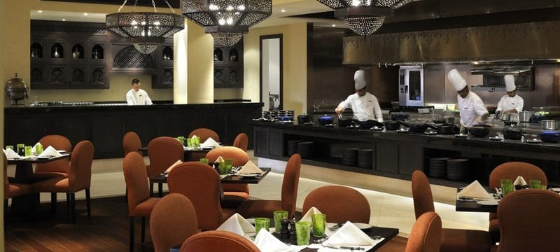 Al Waha all day dining restaurant