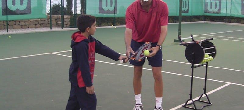 Tennis acadamy