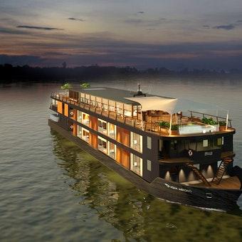Aqua Mekong Exterior