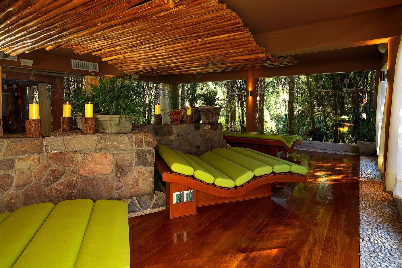 Unno Spa - Hall of Oxygen, Aranwa Sacred Valley