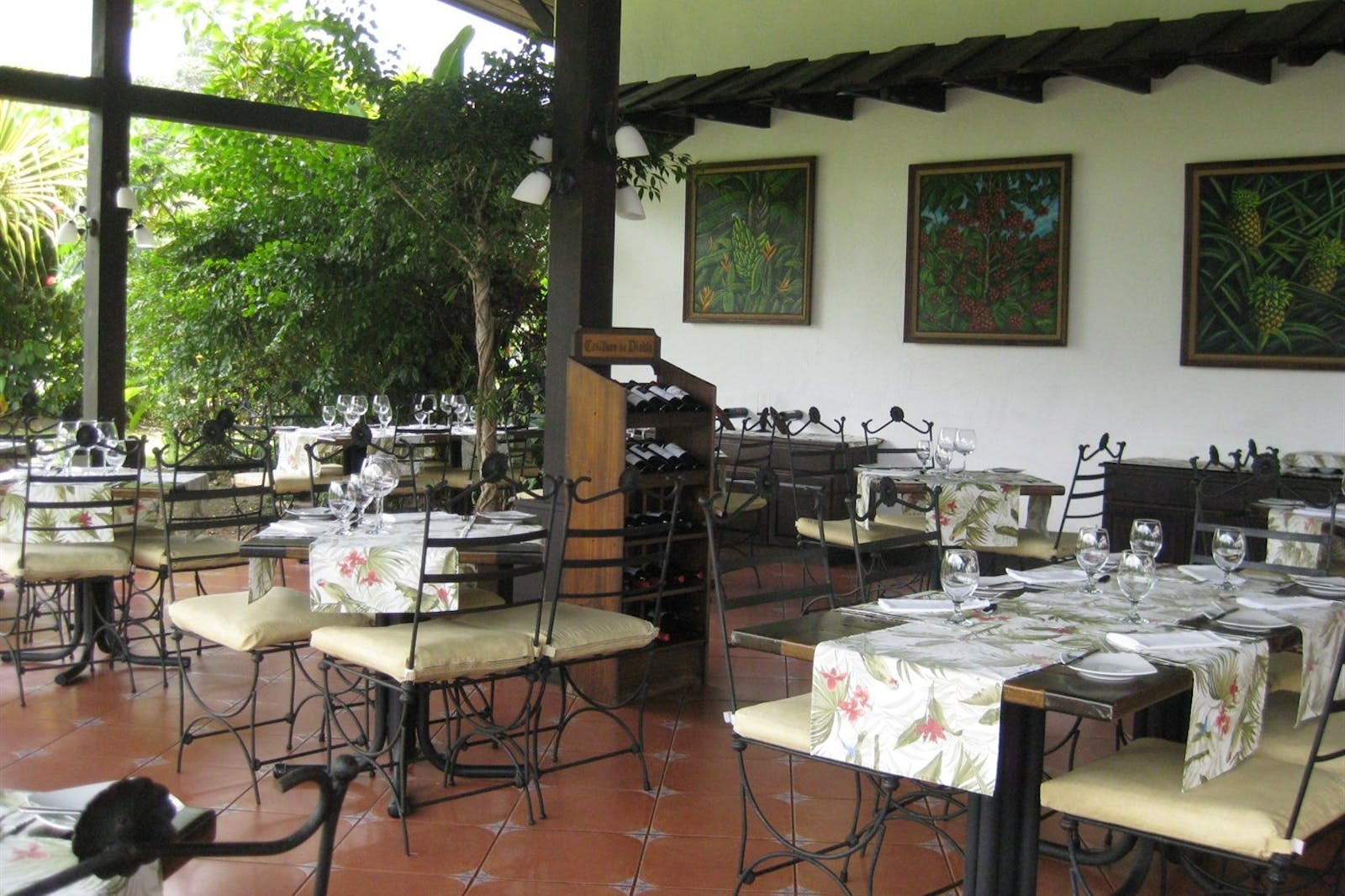 Restaurant, Arenal Springs Resort