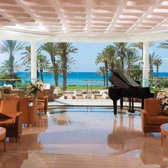 Asimina Suites Hotel Lobby
