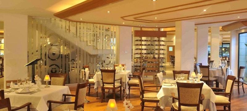 Asimina A La Carte Restaurant