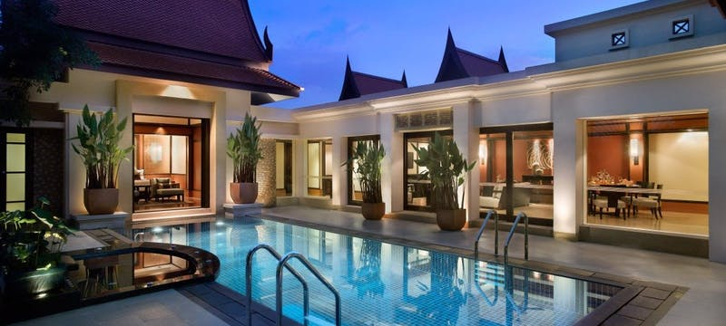 Deluxe Two Bedroom Pool Villa at Banyan Tree Phuket