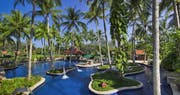 Main Swimming Pool at Banyan Tree Phuket