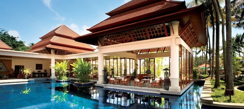 Tamarind Restaurant at Banyan Tree Phuket