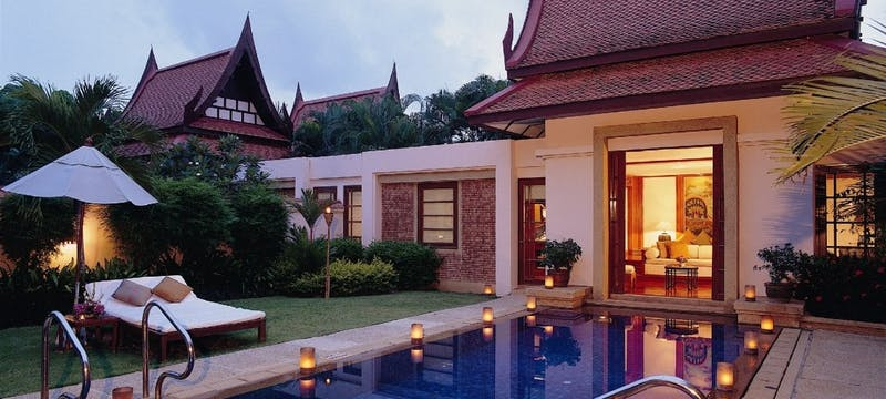 Pool Villa  at Banyan Tree Phuket
