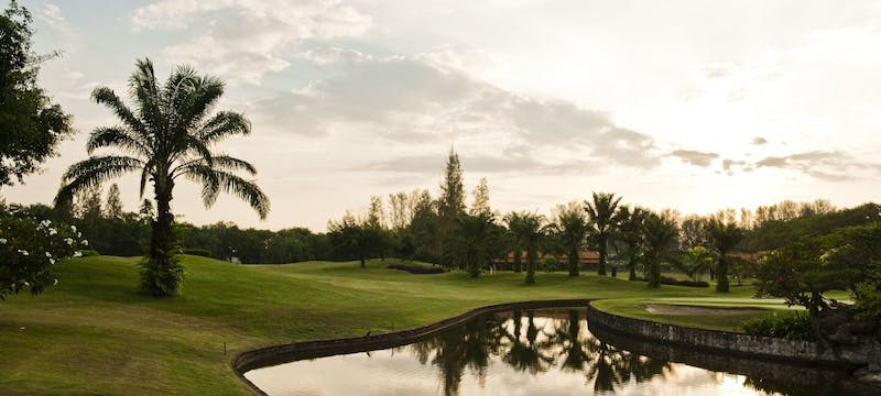 Golf Course at Banyan Tree Phuket