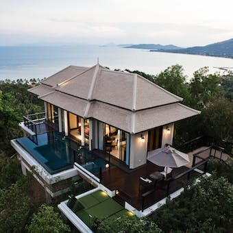 Hillcrest Pool Villa at Banyan Tree Samui