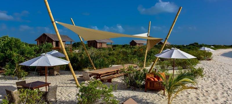 Barbuda Belle beach