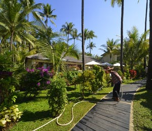 Garden Bungalow at Bayview Beach Resort