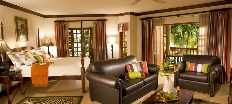 Bedroom at Beaches Negril Resort & Spa