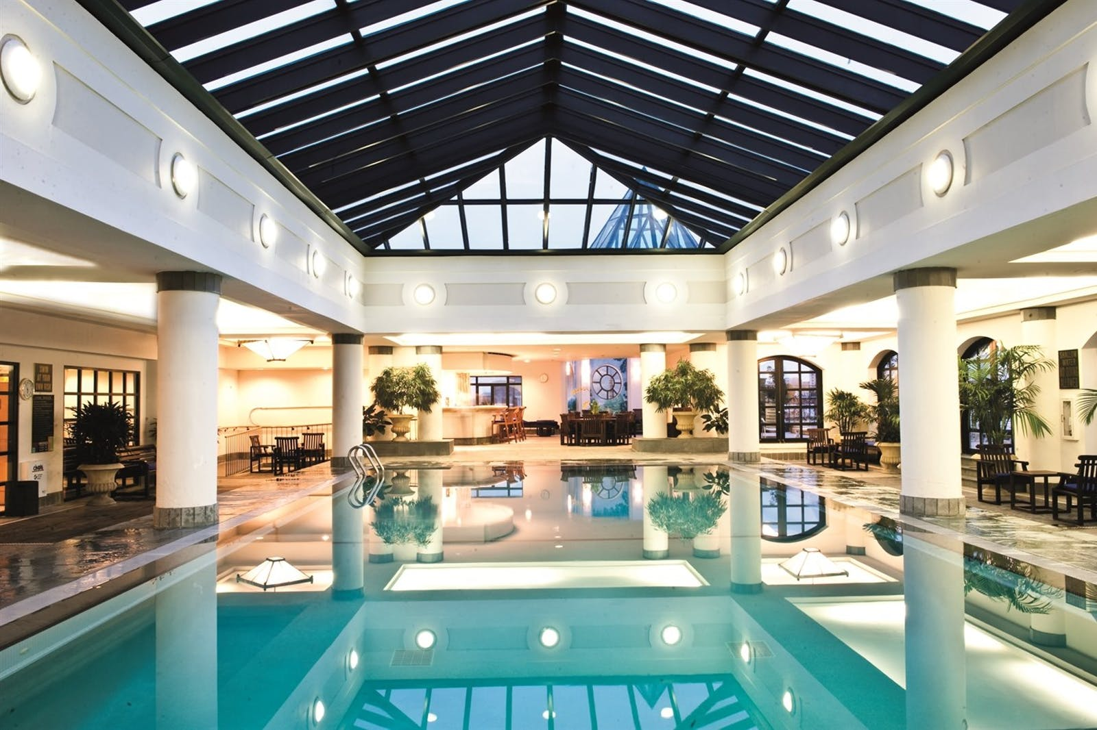 Indoor Pool at Charleston Place, A Belmond Hotel, Charleston