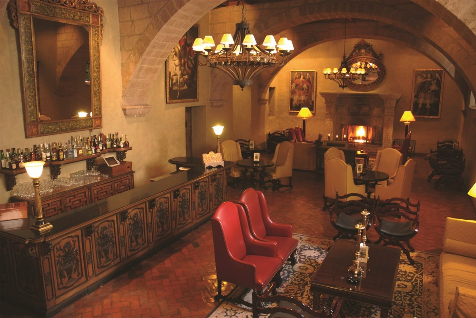 The Bar, Belmond Hotel Monasterio