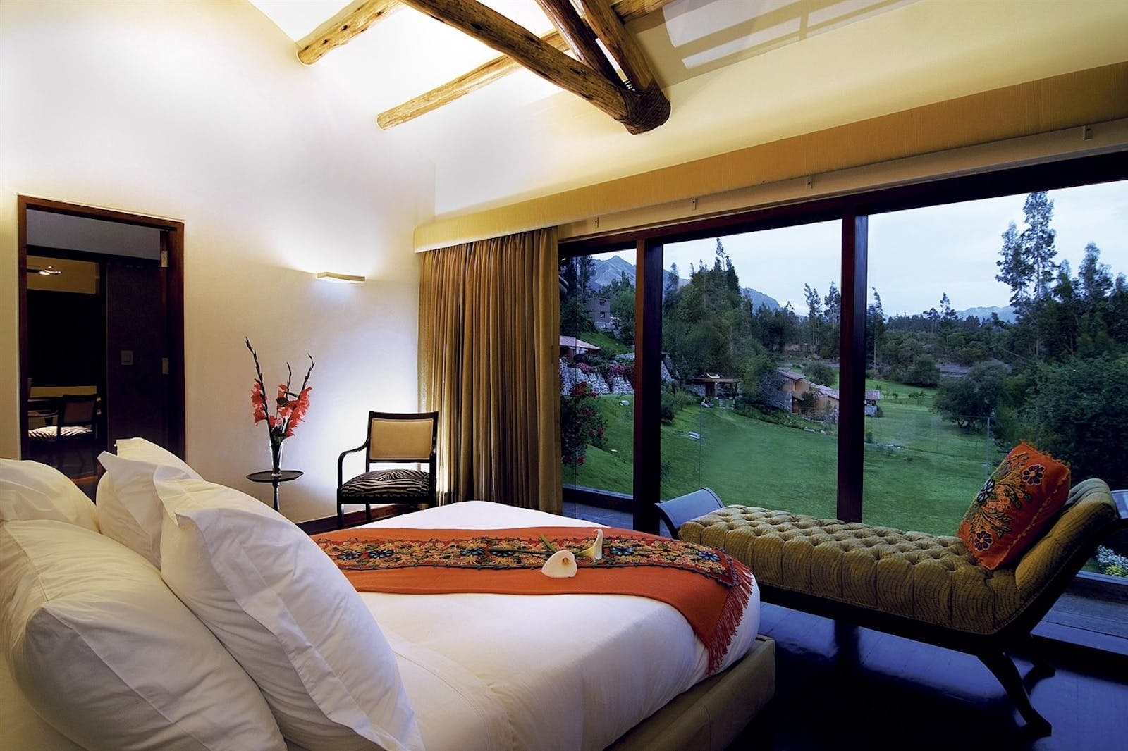 Accommodation, Rio Sagrado, A Belmond Hotel, Sacred Valley
