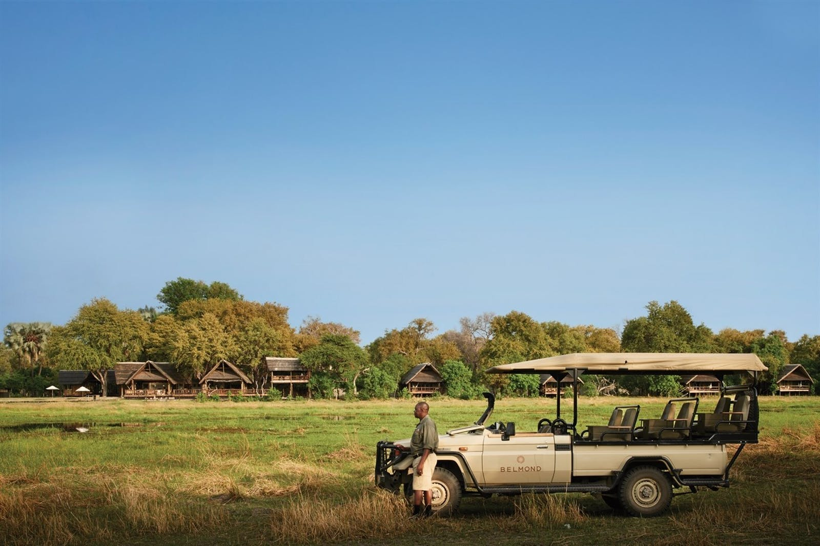 Khwai River Lodge, A Belmond Safari, Botswana