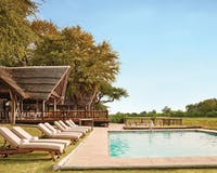 Swimming Pool at Belmond Khwai River Lodge