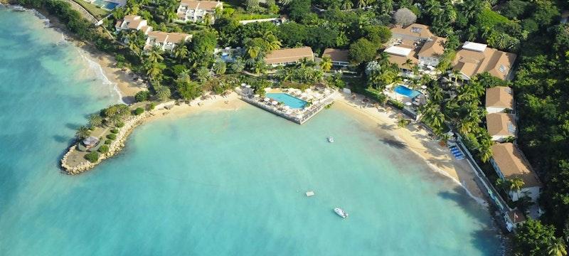 Blue Waters Aerial