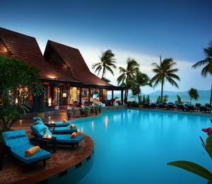 Swimming pool at Bo Phut Resort & Spa