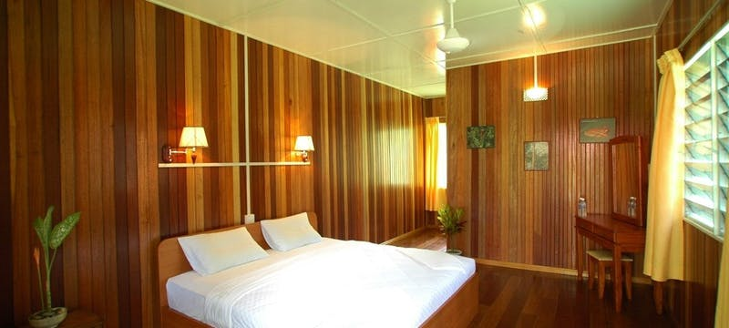 Abai Jungle Lodge Room