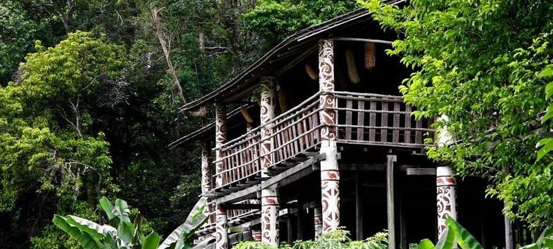 Sarawak Long House