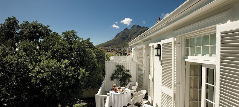 Luxury Room With Balcony at Cape Cadogan