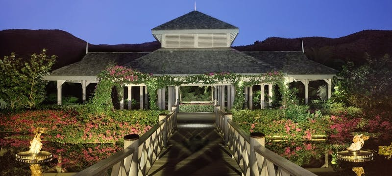 Main Lobby Pavilion at Carlisle Bay