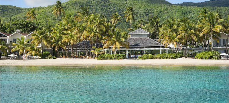 Views From The Sea at Carlisle Bay