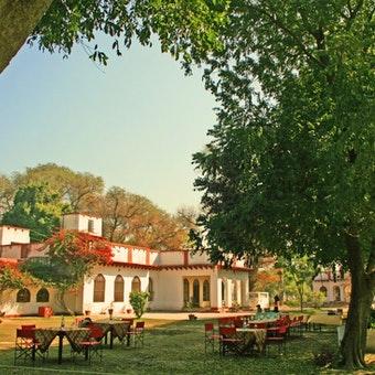 Chambal Safari Lodge