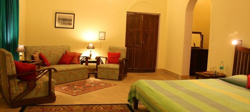 Mela Kothi Luxury Bedroom