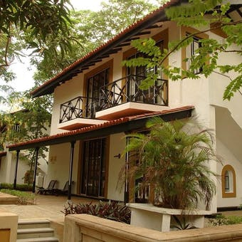 Cinnamon Lodge Accommodation Exterior