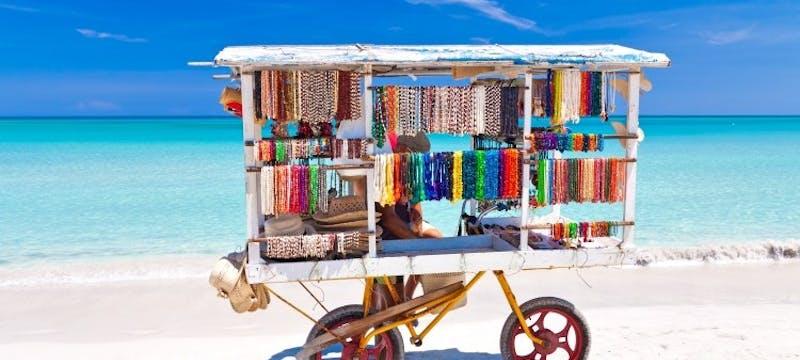 Varadero Beach Vendor