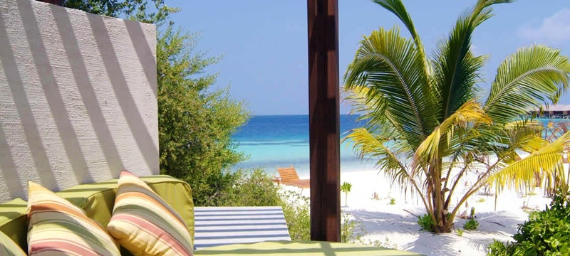 Island Villa Exterior Views