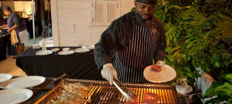 Steak And Seafood Night at Colony Club by Elegant Hotels
