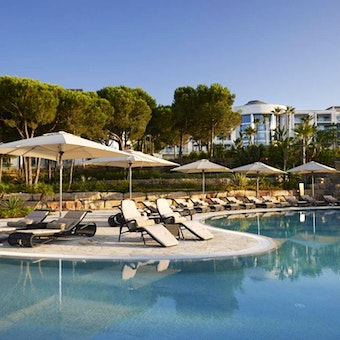 Dado Pool At Conrad Algarve