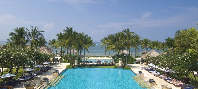 Main Pool at Conrad Bali Resort & Spa