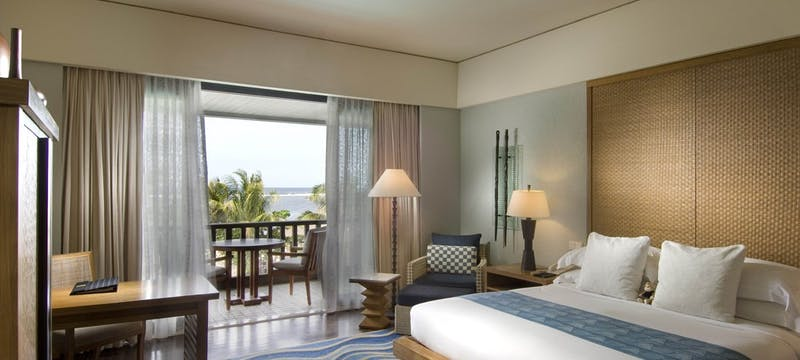 Deluxe Ocean Front at Conrad Bali Resort & Spa