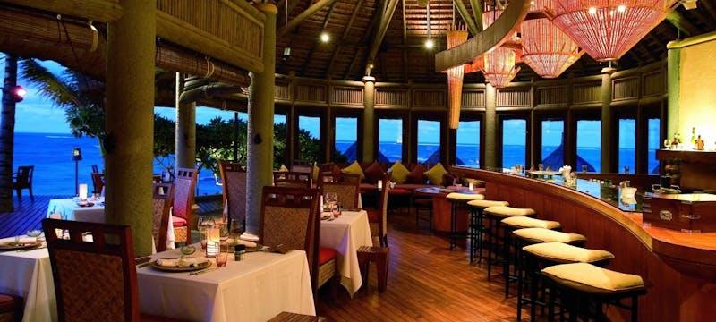 Spiaggia restaurant