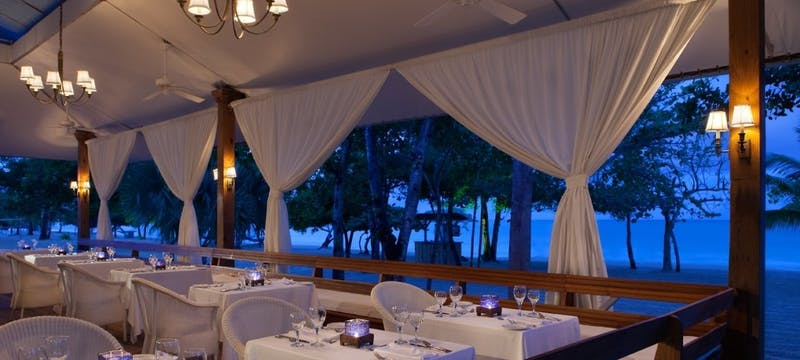 Heliconia Restaurant at Couples Negril