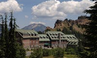 Exterior of Crater Lake Lodge (Crater Lake National Park)