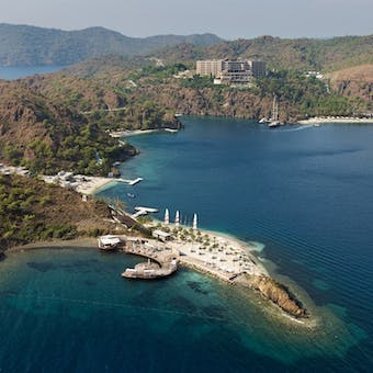 Bird Eye View Of D-Hotel Maris