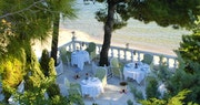 Dining Al Fresco At Danai Beach Resort & Villas