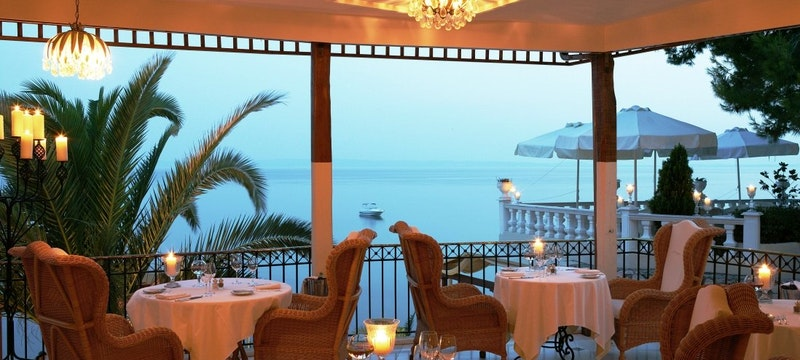 Restaurant At Danai Beach Resort & Villas