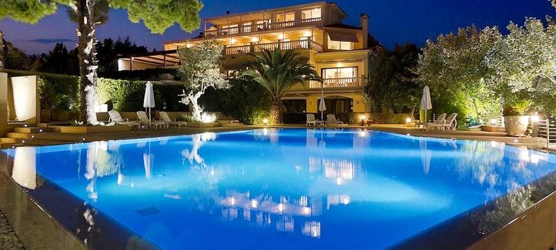 Swimming Pool At Danai Beach Resort & Villas