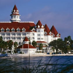Exterior of Disney's Grand Floridian Resort & Spa