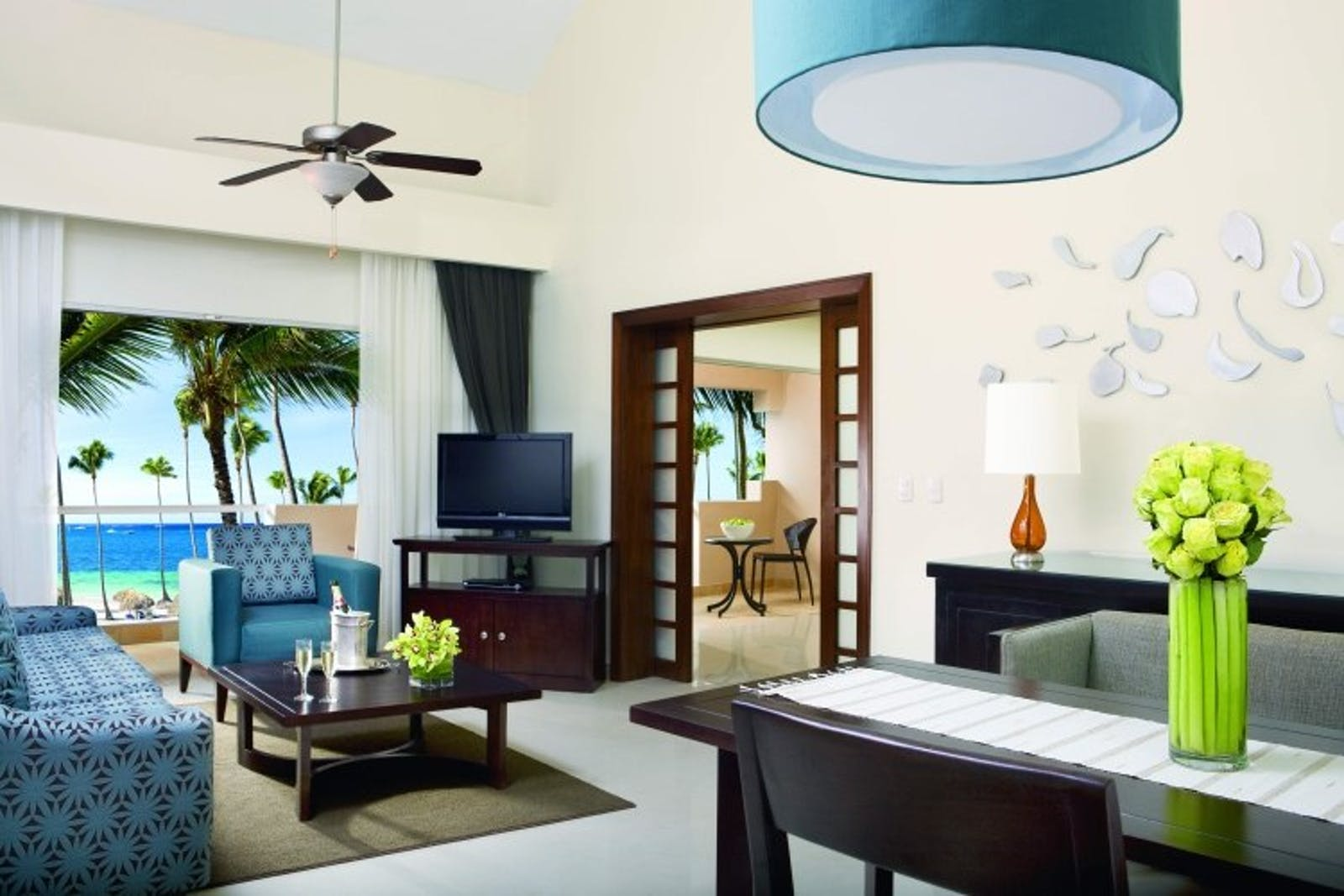 Master Suite at Dreams Palm Beach Punta Cana, Dominican Republic