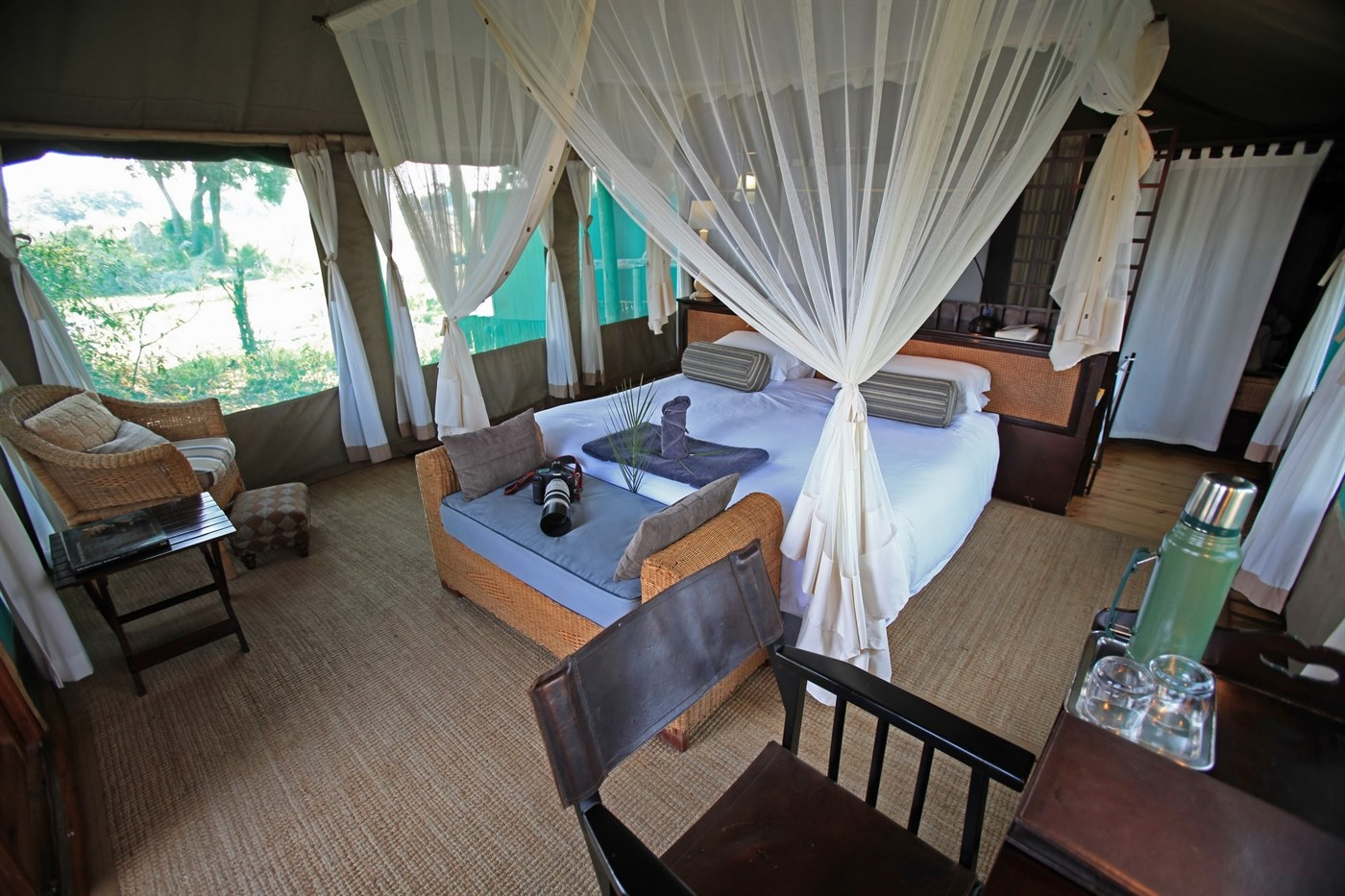 Luxury Tent at Duba Expedition Camp